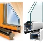 V čem spočívají hlavní rozdíly dřevěných a plastových oken?